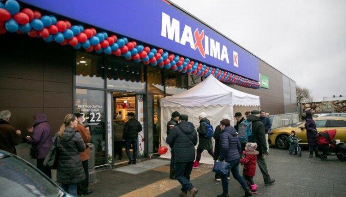 Сеть Maxima в Литве оштрафовали за фальшивые скидки и несоответствие цены на полках и в кассе
