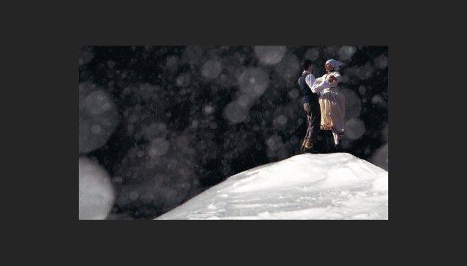 'Lielais Kristaps': Dari to, ko tu mīli! 'Kā tev klājas, Rūdolf Ming?' un 'Sniegs'