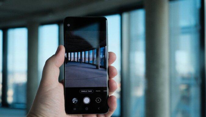 ФОТО: Samsung представил флагманские смартфоны Galaxy S20 в трех вариантах