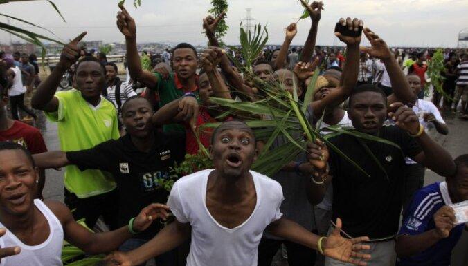 Nigērijā studenti protestē pret pēkšņu universitātes nosaukuma maiņu