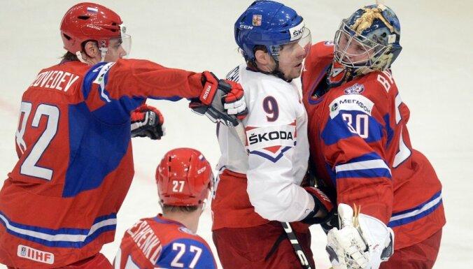 Чехи не пустили россиян на первое место в Шведских играх