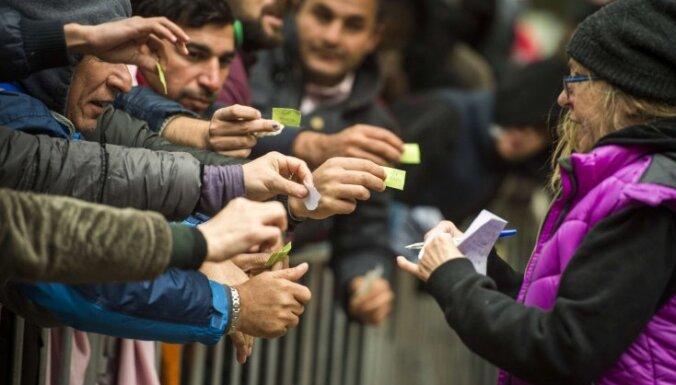 Еврокомиссия: план распределения беженцев буксует
