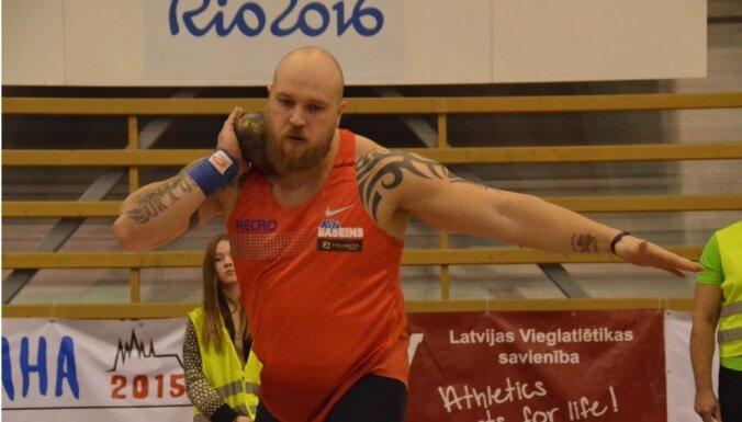 Eiropas vieglatlētikas čempionātā telpās startēs 11 Latvijas sportisti