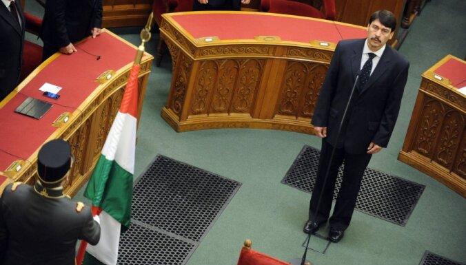 Президент Венгрии признал роль венгров в Холокосте