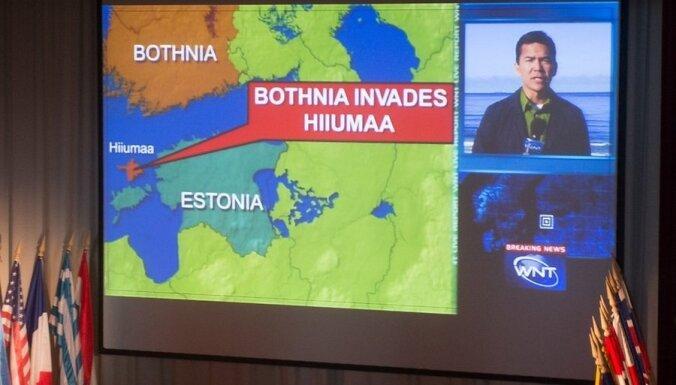 """Учения НАТО: государство """"Ботния"""" оккупировало часть Эстонии"""