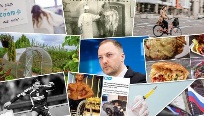Литовский наркобарон, история Романа Беззубова и все о теплицах: лучшее в DELFI plus за апрель