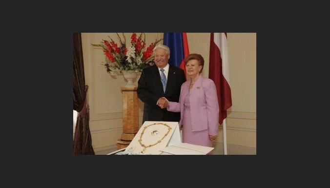 foto: Valsts Prezidenta Kanceleja/Prezidentes Preses dienests