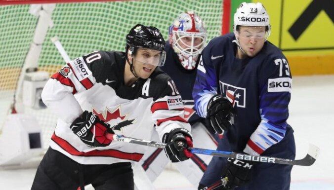 Pasaules hokeja lielvalstis stiķē sastāvus dalībai PČ