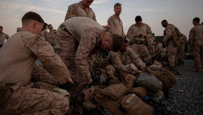 Irākā dienošos Latvijas karavīrus pārvietos uz Kuveitu