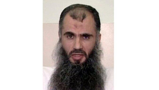 Товарища бин Ладена Абу Катаду выслали из Британии в Иорданию