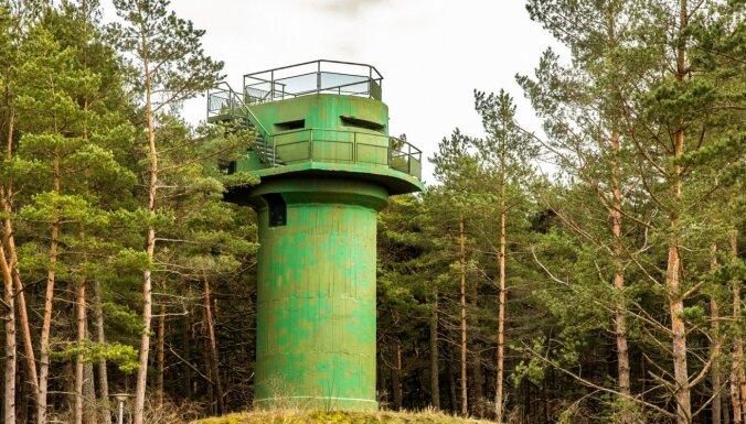 Sešas virsotnes, no kurām vērot dažādās Ventspils ainavas