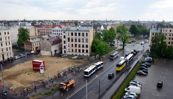 Из-за ремонта будет перенесена остановка региональных автобусов на углу улиц Сатеклес и Элизабетес