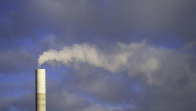 Gaisa piesārņojums Lietuvā paaugstinājies; trūkst datu par Latviju