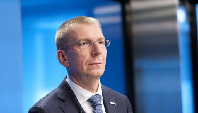 Valdība ir gatava izvērtēt visa PČ hokejā rīkošanu Latvijā