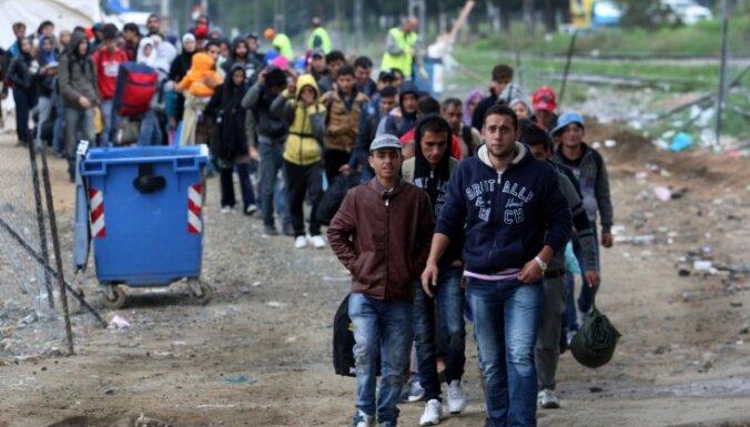 Каждый второй житель Латвии не хочет жить рядом с беженцами