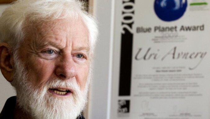 94 gadu vecumā miris Uri Avnerijs