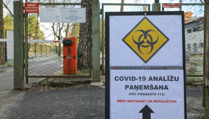 'Covid-19'– analīzes veiks visiem no ārzemēm atbraukušajiem, kam parādīsies saslimšanas simptomi