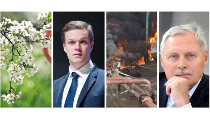 Eiropai vajag ārkārtas plānu, 'Dinamo' plūdīs gāzes nauda, tuvojas bargas salnas, nevaldāma ugunsnelaime Ukrainā