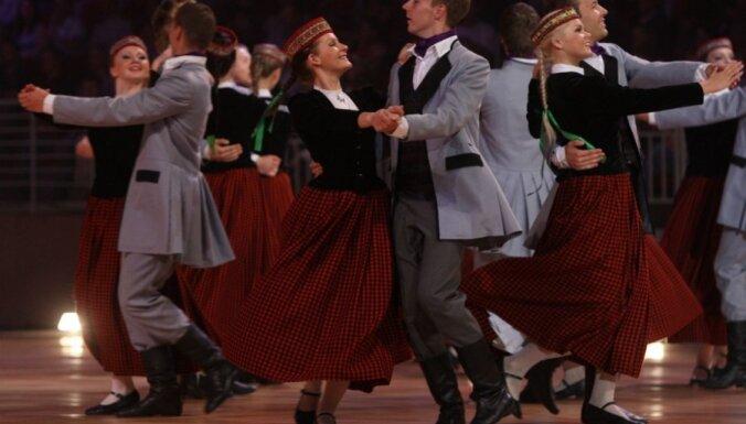 Valsts svētkos Rīgā būs skatāms deju lielkoncerts 'Dod man spēku, dod man laiku!'