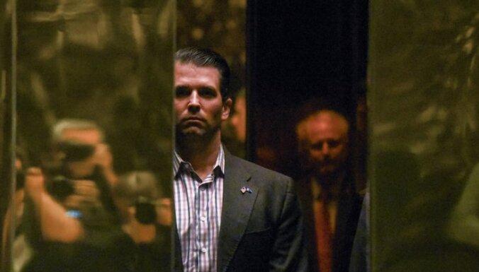 Сын Трампа объяснил свою встречу с юристом из России