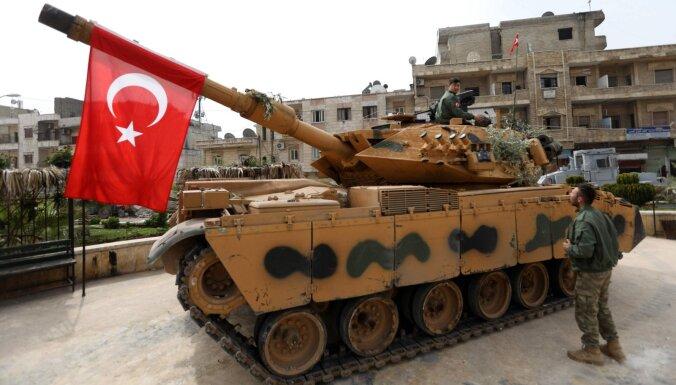 Источники: Турция не спешит с поддержкой плана обороны НАТО для стран Балтии и Польши