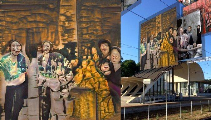 Mākslas stacijā Dubulti un visā Latvijā būs Ginta Gabrāna izstāde 'Fināla lielā atklāšana'