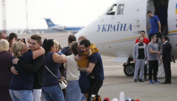 В Кремле объяснили, почему Путин не встречал в аэропорту участников обмена с Украиной