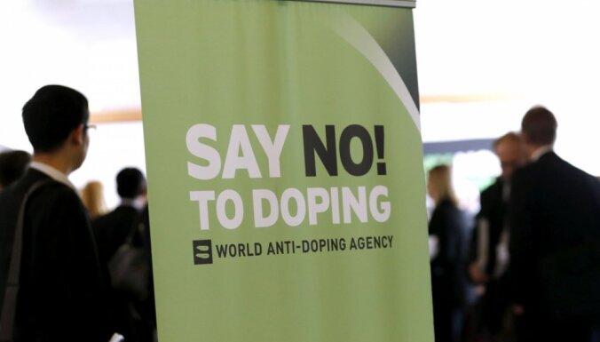Latvijai četru mēnešu laikā jāsakārto normatīvie akti atbilstoši jaunākajai antidopinga kodeksa redakcijai