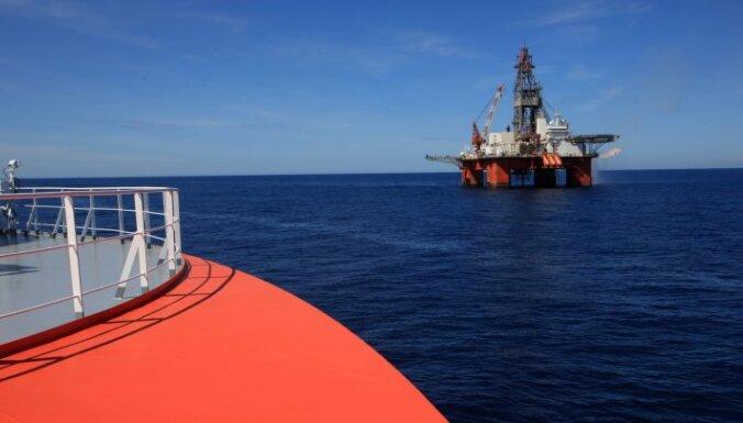 В середине мая у берегов Латвии начнут бурить нефтяную скважину