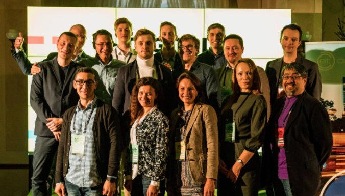 Biznesa gēns un inovācijas – 'Climate-KIC' akceleratora vadītāja startapiem tic