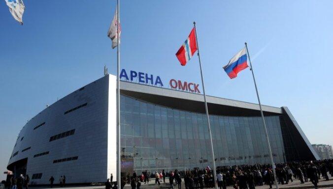 Hārtlija vadītajam Omskas 'Avangard' pirms sezonas radušās problēmas ar spēļu halli