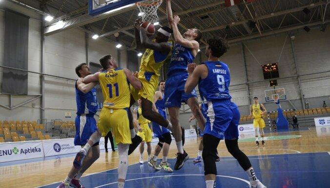 LU ar uzvaru uzdāvina otro vietu LIBL Latvijas komandu pamatturnīrā 'Ventspilij'