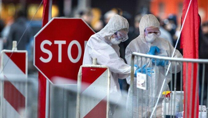 Lietuvā ar koronavīrusu inficējušies vēl 676 cilvēki; Igaunijā - 589