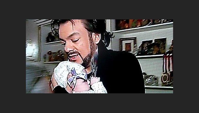 Филипп Киркоров показал свою дочь в России