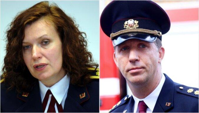 IDB izmeklē krāpšanos policijas formas tērpu iegādē; 'paviesojies' arī pie Krapša (plkst.16:50)