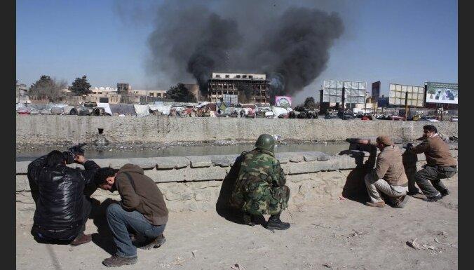 Janvārī Afganistānā gājis bojā rekordliels starptautisko spēku karavīru skaits