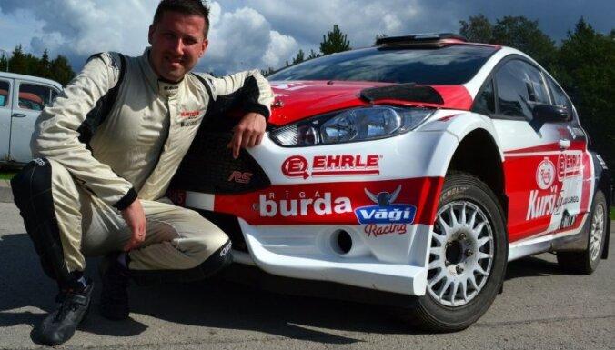 Mārtiņš Svilis - pirmais Latvijas rallists, kas startēs ar R5 klases auto