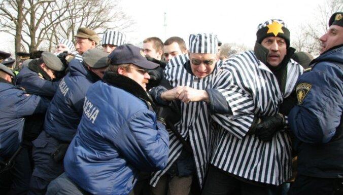 На 16 марта в Риге уже запланированы конфликтующие мероприятия