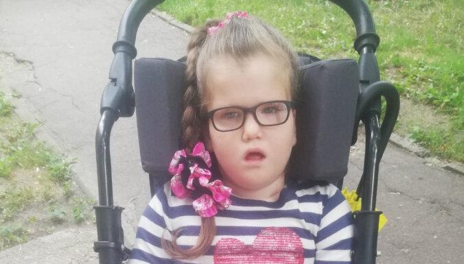 Чем дальше, тем труднее. Мама пятилетней Николь Павленко собирает средства на ее обследование