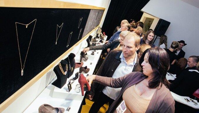 В Риге открыли новый магазин Miss Bonbon