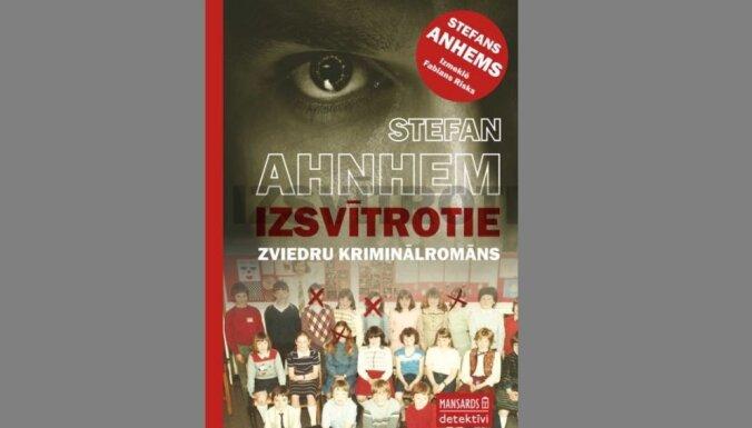 Izdots zviedru autora Stefana Anhema kriminālromāns 'Izsvītrotie'