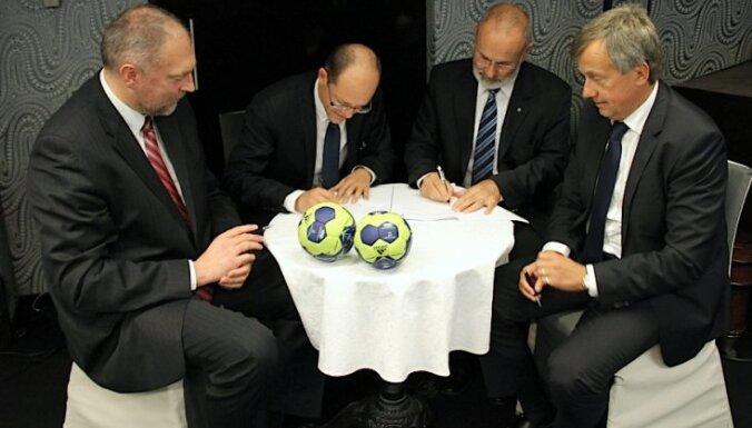 Latvijā attīstīs minihandbolu