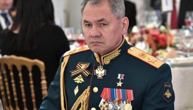 """Шойгу приказал ВС готовиться к """"неблагоприятному развитию"""" учений НАТО"""