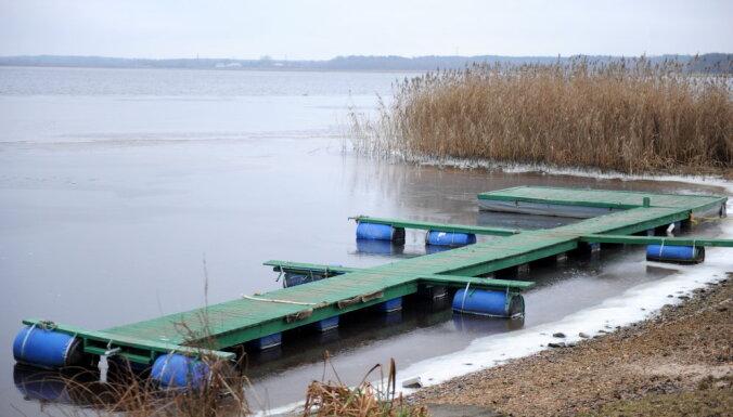 Ķīšezera krasta līnijas atjaunošana Rīgai izmaksās vairākus simtus tūkstošus eiro