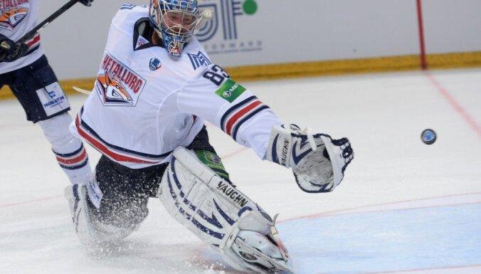 Paziņoti KHL pēdējā mēneša labākie spēlētāji