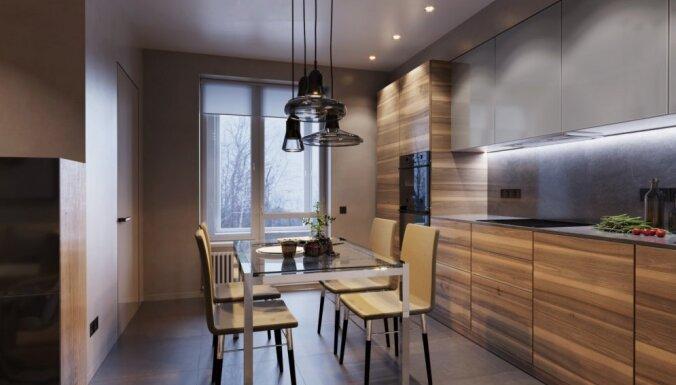 Augsto griestu priekšrocības – idejas, kuras ieteicams īstenot tikai šādās telpās