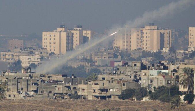 Израиль наносит удары по сектору Газа: количество жертв растет