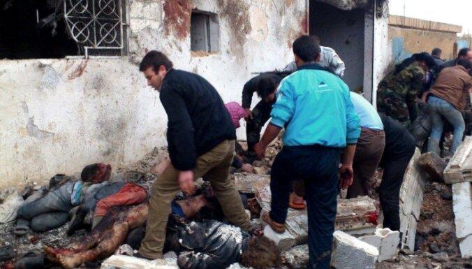 В ходе сирийского конфликта погибли 60 000 человек
