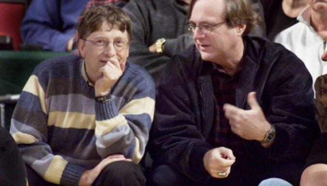 Miris 'Microsoft' līdzdibinātājs Pols Alens