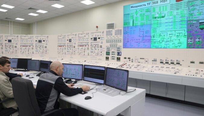 Lietuva par Baltkrievijas AES elektrību jau samaksājusi četrus miljonus eiro, atklāj ministrs